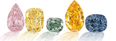 color diamonds a firestorm of fancy color diamonds