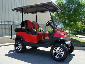 Custom 4 Seat Golf Carts For Sale