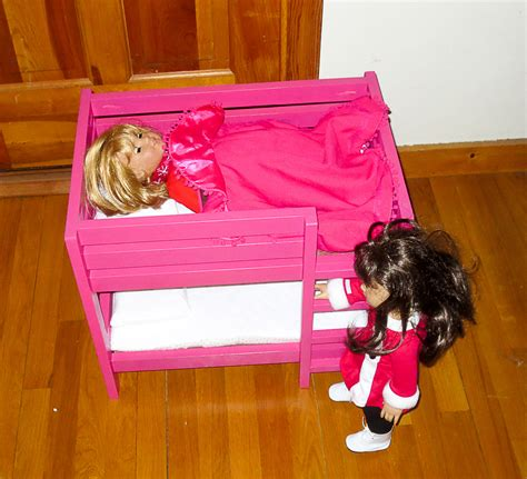 25190 diy american doll bed american doll bed projects by zac