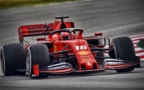 2019 F1 Car Wallpaper by Wallpapers Charles Leclerc 4k Sf90