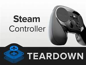 Steam Controller Teardown