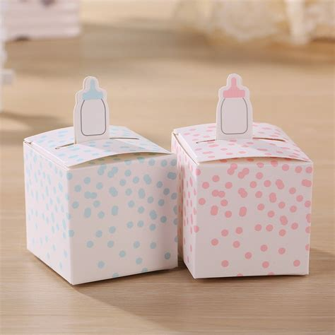 Check spelling or type a new query. Classic Baby Bottle Favor Box Candy Gift Boxes For Baby ...