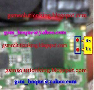 Gsmsolution King  Micromax X088 Rx Tx Pin Out  Rx