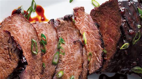 tri tip recipe grilled tri tip steak with molasses chili marinade recipe dishmaps