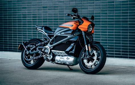 Harley-davidson Livewire Electric Motorcycle Has No Clutch