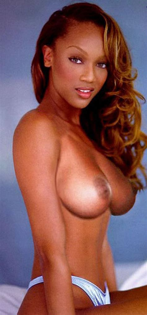 Naked Tyra Banks Added By Jeff Mchappen
