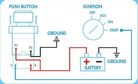 telemecanique zb2 bw0613 push button start ignition