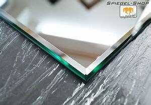 kristallspiegel wandspiegel badspiegel 100x60cm 5mm st 196 rke steilfacette ebay