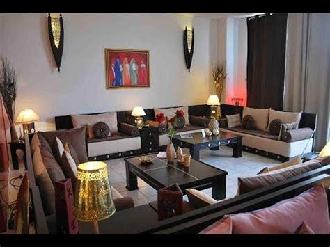 salon marocain traditionnel de luxe youtube