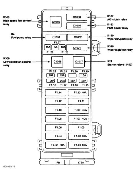 2005 Ford Tauru 30 Fuse Box Diagram by Mercury Questions My Power Windows And Dome Light