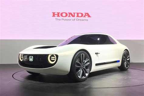 New Honda Sports Ev Concept Revealed At Tokyo  Auto Express