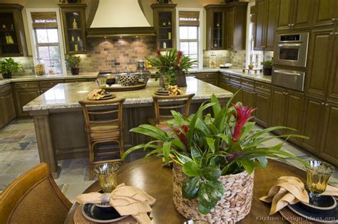 Pictures Of Kitchens  Traditional  Medium Wood, Olive