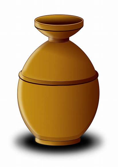 Clipart Pot Terracotta Clipground Sign Svg