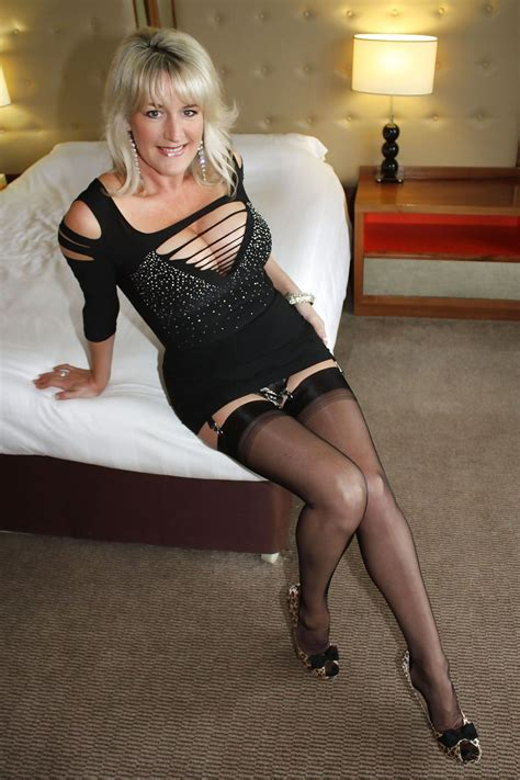 Milf Ala Stockings Nylons Sexy Polish Milf Ala Ala Nylons