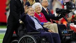 Bush's 'spirits are high' despite hospitalization ...
