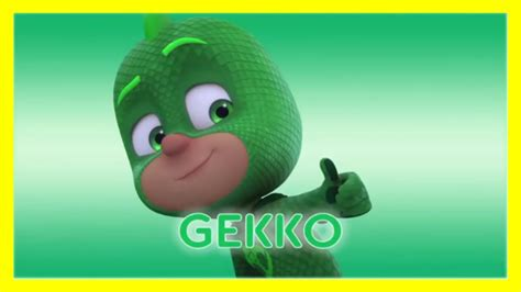 Excellent Gekko Pj Mask 15 X720 7ce Coloring Pages
