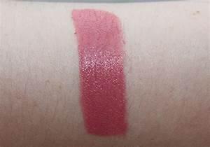 Nyx Round Lipstick in Tea Rose - volleysparkle