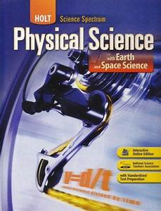 Physical Science Books