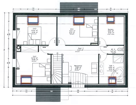 maison de cagne plan signature et plans breizh house 2013