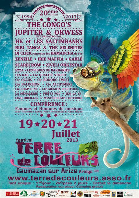 festival 2013 terre de couleurs