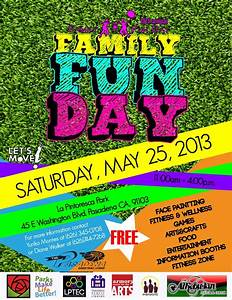 Fun day flyer template download from coronetpublications for Fun day poster template