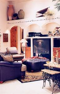 Southwestern, Interior, Design, Is, Distinguished, By, Its, Bold
