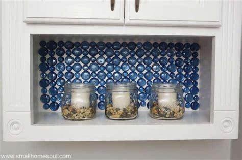 Diy Glass Backsplash : Dollar Store Glass Backsplash Tutorial