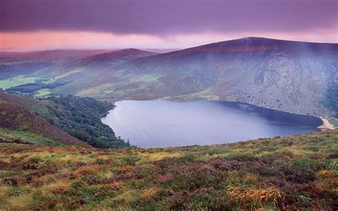 landscape photography ireland location guide lough tay