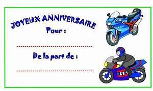 Cadeau Pour Un Motard : etiquettes moto pour les cadeaux d 39 anniversaire ~ Melissatoandfro.com Idées de Décoration