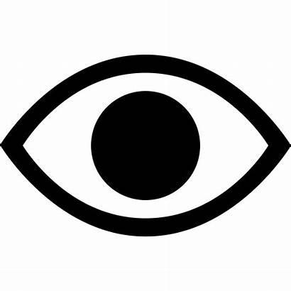 Icon Eye Svg Icons Picol Wikimedia Open