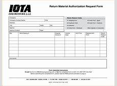 8+ return authorization form Authorization Letter