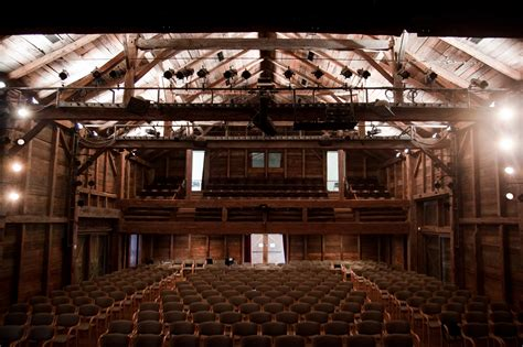 barns at wolf trap producing the invisible wolf trap opera