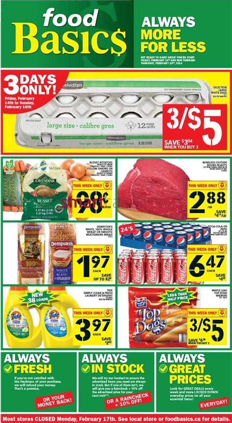 food basics flyer february 14 to 20