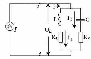 coil32 parallel lc ciurcuit With lc resonant circuit