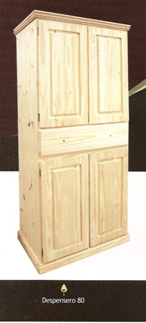 hya muebles de pino cocinacomedor