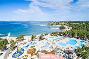camping zaton holiday resort zadar dalmatie croatie With katzennetz balkon mit beach garden camping france