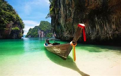 Thailand Nature Widescreen Beach Wallpapers13