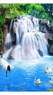 Waterfall Scenery Wallpapers - Wallpaper Cave