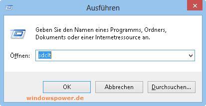 windows  ein systemimage erstellen