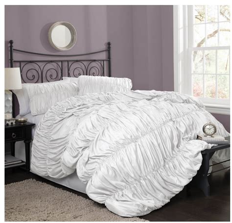 big fluffy white comforter fluffy white bedding