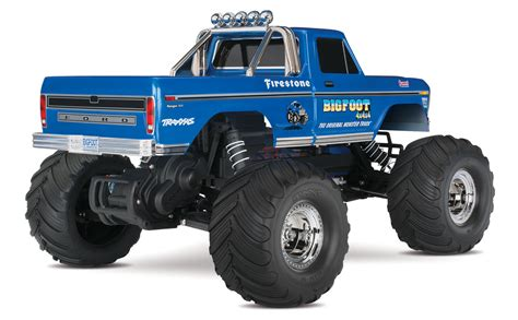 new bigfoot monster truck traxxas quot bigfoot 1 quot original monster rtr 1 10 2wd monster