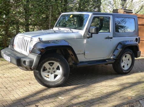 uk registered left hand drive jeep wrangler safari  petrol