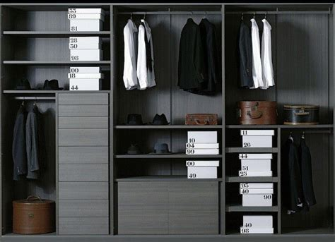 Low Wardrobe Closet by 10 Easy Pieces Modular Closet Systems High To Low 10