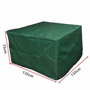 housse bache pluie protection couverture exterieur jardin With housse de protection meuble exterieur
