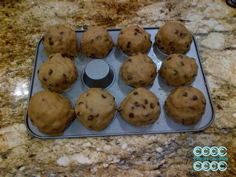 how to make cookies how to make chocolate chip cookie bowls carol s cookies