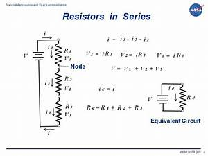resistor series circuit formula - 28 images - lessons in ...