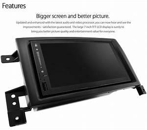 Android Car Mp3 Player For Suzuki Grand Vitara Head Unit