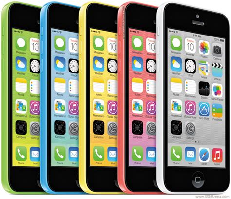 apple iphones apple iphone 5c pictures official photos