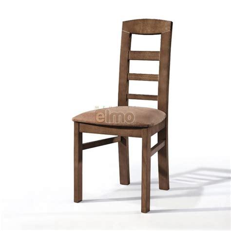 chaise chene massif chaise rustique en ch ne massif et assise paille hellin