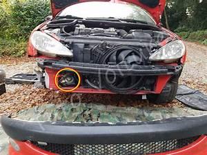 Changer Ampoule 208 : klaxon peugeot 206 comment changer son klaxon sur sa voiture ~ Medecine-chirurgie-esthetiques.com Avis de Voitures